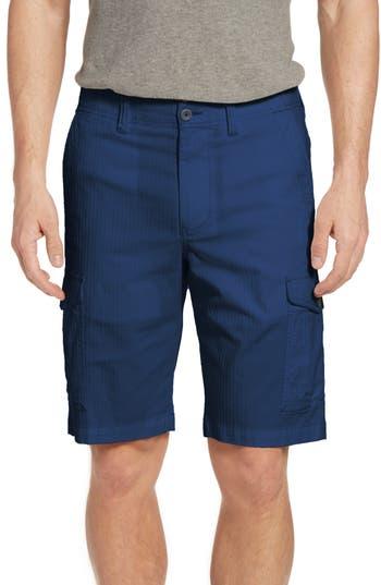 Tommy Bahama Sandbar Ripstop Cargo Shorts, Blue