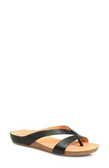Kork-Ease Devoe Sandal, Black