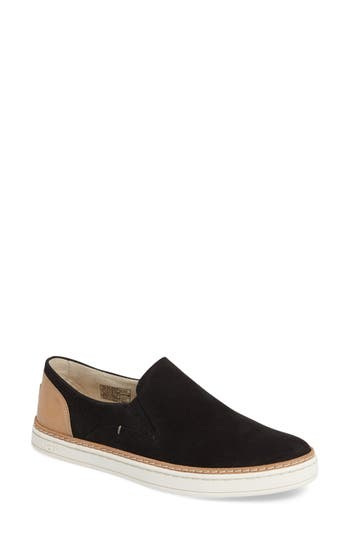 Ugg Adley Sneaker, Black