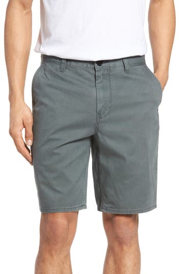 Quiksilver Everyday Chino Shorts, Black