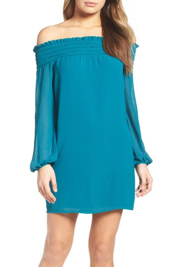 Ali & Jay Enamorse Dress, Green