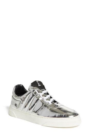 Proenza Schouler Sneaker, Metallic