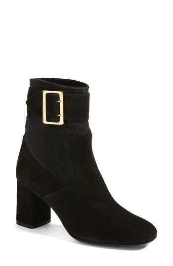 Burberry Ankle Boot, Black