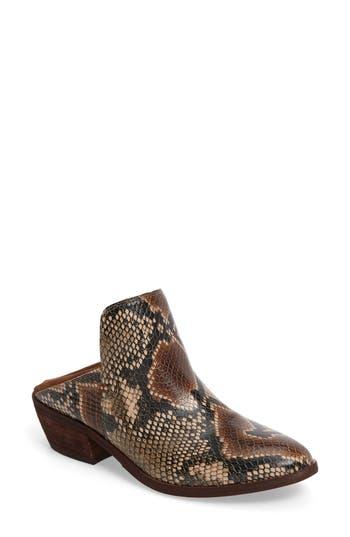 Sam Edelman Prentice Convertible Ankle Boot- Brown