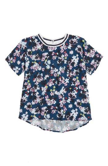 Girl's Splendid Floral Top