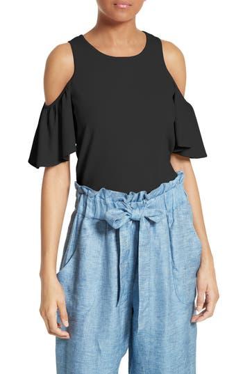 Women's Milly Flutter Sleeve Top