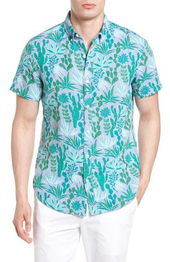 Men's Bonobos Slim Fit Print Sport Shirt