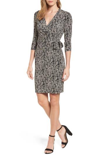 Women's Anne Klein Print Wrap Dress