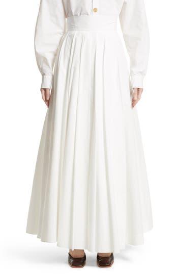 Women's A.w.a.k.e. Pleated Maxi Skirt