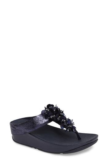 Fitflop Boogaloo Sandal, Blue