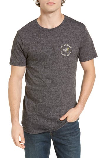 Billabong Wallace T-Shirt, Black