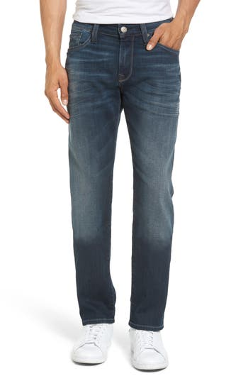 Big & Tall Mavi Marcus Slim Straight Leg Jeans, Blue