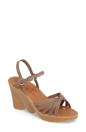 Women's Famolare Knotty Monkey Wedge Sandal