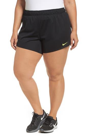 Plus Size Nike Dry Training Shorts