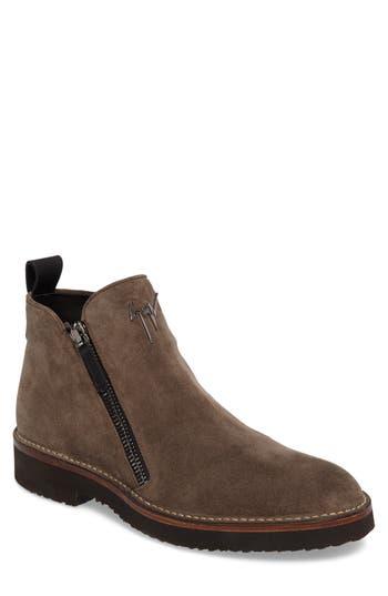 Men's Giuseppe Zanotti Zip Desert Boot