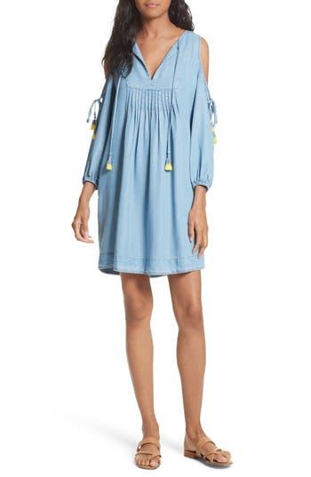 Women's Rebecca Minkoff Cappy Cold Shoulder Dress