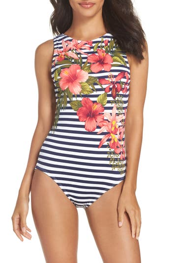Tommy Bahama Eros One-Piece Swimsuit