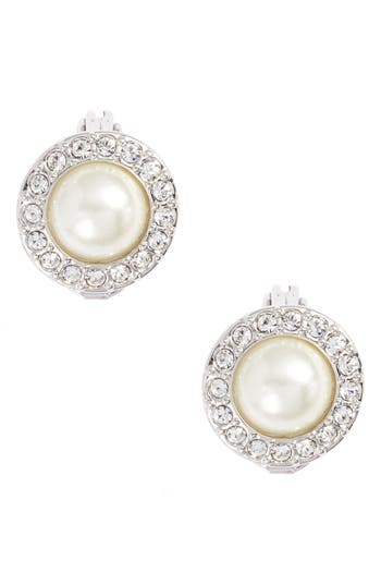 Women's Givenchy Imitation Pearl Stud Earrings