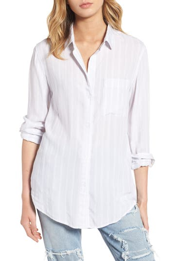 Women's Rails Aly Stripe Woven Shirt