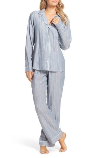 Women's Ugg Raven Stripe Pajamas
