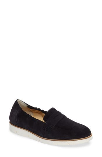 Paul Green Nico Penny Loafer- Blue