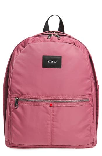 State Bags The Heights Kent Backpack - Red