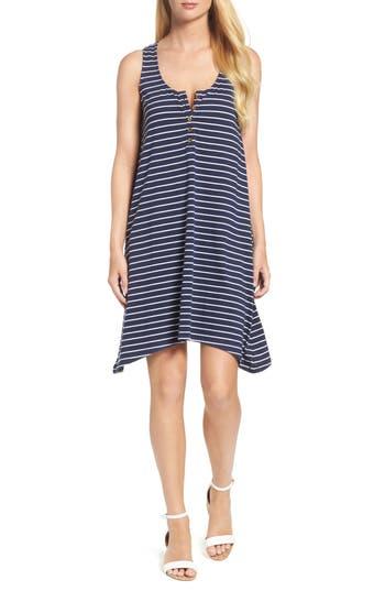 Lilly Pulitzer Jennalyn A-Line Dress, Blue