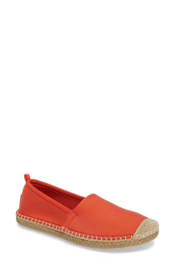 Women's Sea Star Beachcomber Espadrille Water Shoe, Size 6 M - Orange