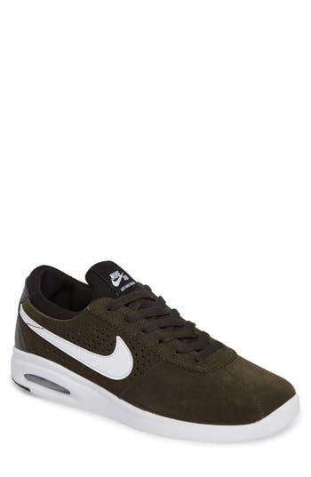 Nike Sb Air Max Bruin Vapor Skateboarding Sneaker- Green