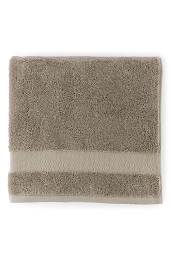 Sferra Bello Bath Sheet, Size One Size - Grey