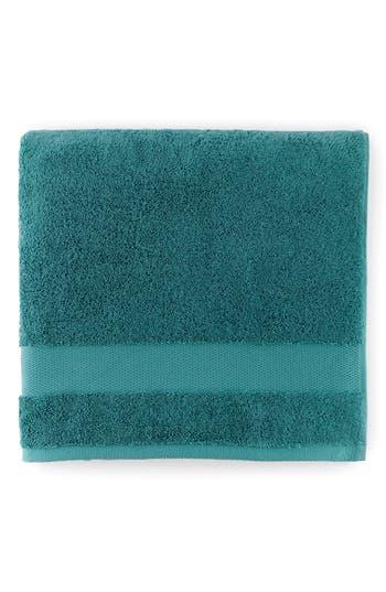 Sferra Bello Bath Sheet, Size One Size - Blue