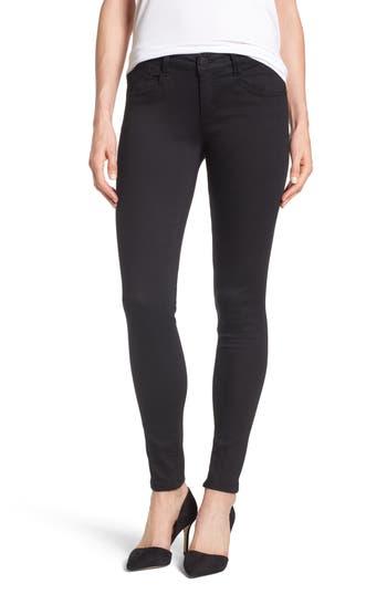 Women's Wit & Wisdom Skinny Jeans, Size 2 - Black