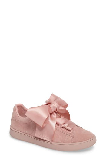 Jeffrey Campbell Pabst Low-Top Sneaker, Pink
