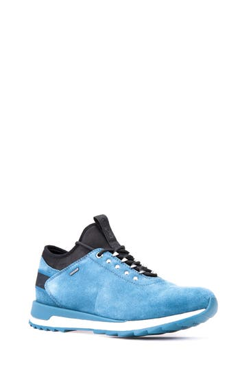 Geox Aneko Abx Waterproof Sneaker, Blue