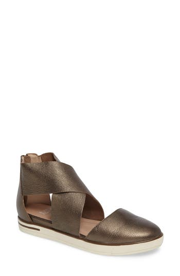 Eileen Fisher Carver Flat, Metallic