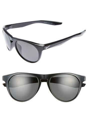 Nike Essential Jaunt 5m Polarized Sunglasses - Matte Black