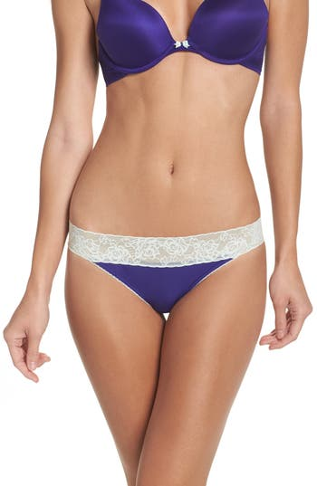 Women's Betsey Johnson Forever Perfect Hipster Panties