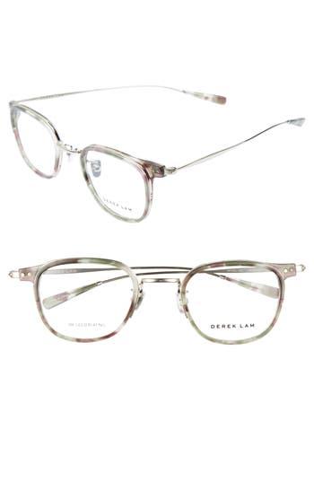 Derek Lam 4m Optical Glasses - Green/ Brown Tortoise