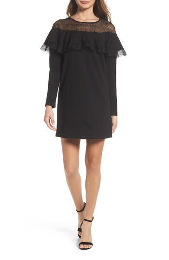 Chelsea28 Lace Yoke Shift Dress