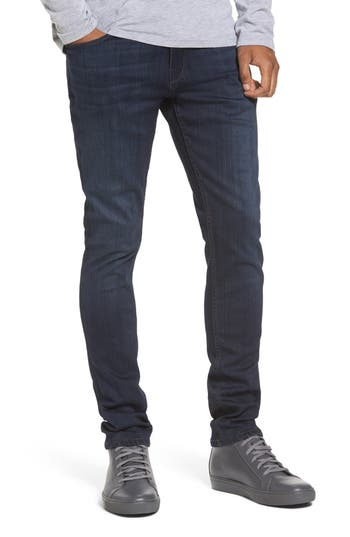 Paige Transcend - Croft Skinny Fit Jeans, Blue