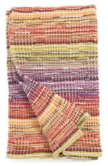 Missoni Tancredi Throw Blanket, Size One Size - Purple