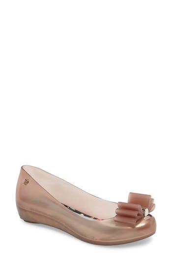 Melissa X Jason Wu Ultragirl Sweet Ballet Flat, Pink
