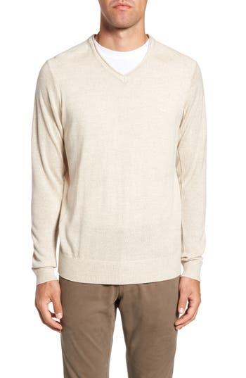 Rodd & Gunn Burfield Wool Sweater, Beige