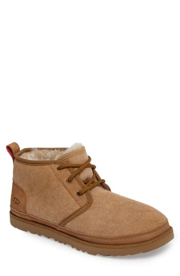 Ugg Neumel Boot With Genuine Shearling
