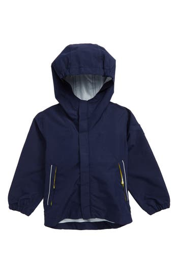 Toddler Boy's Mini Boden Packaway Waterproof Jacket