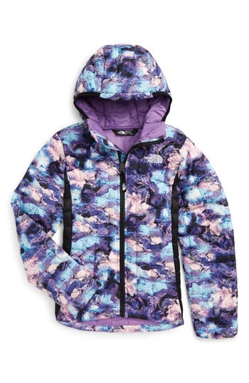 Girl's The North Face Thermoball™ Primaloft Hooded Jacket