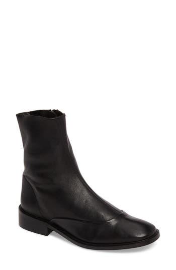 Topshop April Sock Boots - Black