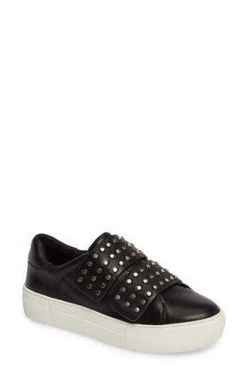 Jslides Accent Slip-On Sneaker, Black
