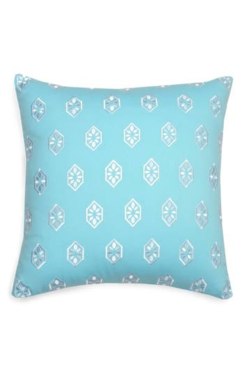 Southern Tide Summerville Embroidered Pillow, Size One Size - Blue