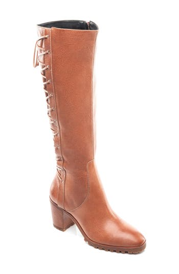 Bernardo Frances Tall Boot- Brown